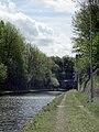 Canal de Saint-Quentin, Le souterrain de Riqueval (Riqueval Tunnel), northern entrance - panoramio.jpg