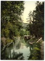 Canal walk, Llangollen, Wales-LCCN2001703513.tif