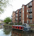 Canalside Apartments - geograph.org.uk - 1312627.jpg