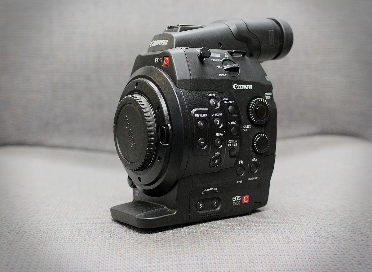 Canon EOS C300 - Wikipedia