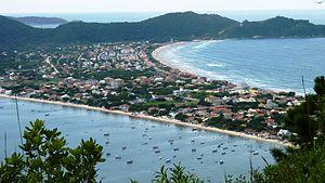 Bombinhas - A view of Bombinhas