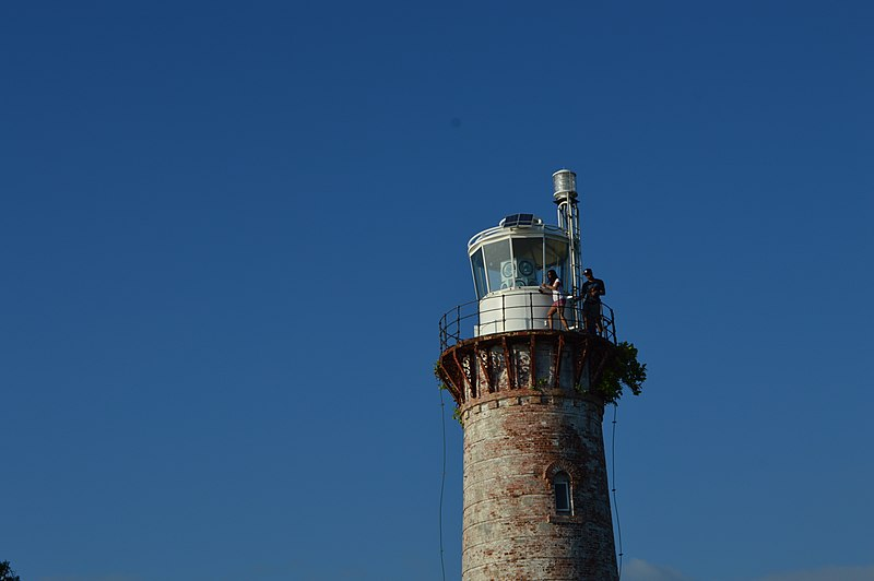 File:Cape Santiago Lighthouse closeup.jpg