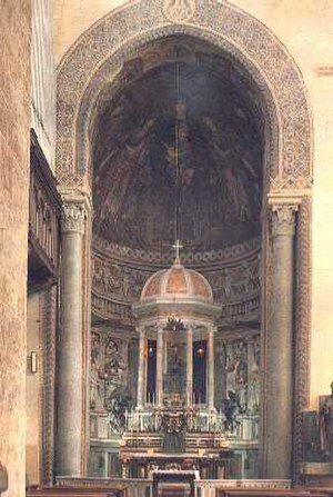 Giacomo del Duca - Chapel of the Sacrament, Messina, by Giacomo del Duca