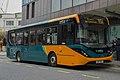 Cardiff Bus Alexander Dennis Enviro 200 MMC CN17BGY (32540805034).jpg