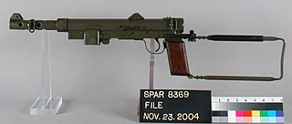Austen submachine gun - WikiMili, The Free Encyclopedia