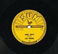 Carl Perkins, Honey Dont, 1956 (4184441306).jpg