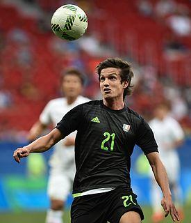 Carlos Fierro Mexican footballer