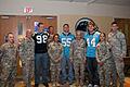Carolina Panthers players with the U.S. Army..jpg