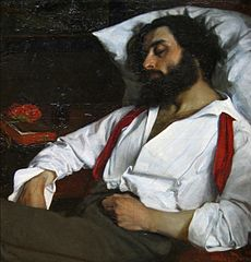 L'homme endormi