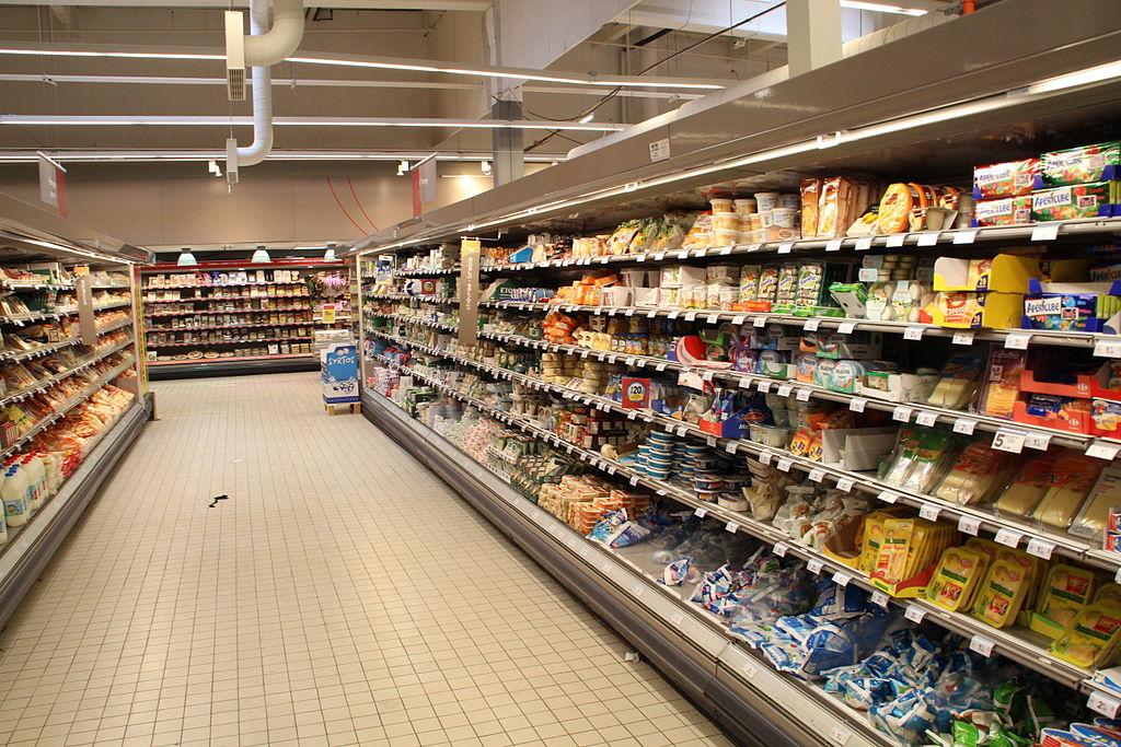 Voisins-le-Bretonneux France  city photos : ... : Supermarché Carrefour Market à Voisins le Bretonneux en France