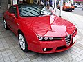 Cars in Tokyo - Alfa Romeo Brera.jpg
