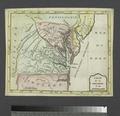 Carte de la Virginie et du Mariland. NYPL484240.tiff
