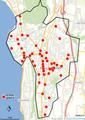 Carte localisation giratoires - Aix-les-Bains (2017).png