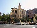 Casa del Metge o Palauet Burgos, avinguda del Port de València.JPG