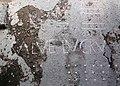 Casa di sirico, androne d'ingresso con saluto al guadagno (salve lucru).jpg