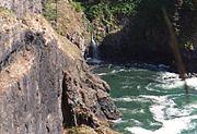 Cascade Head, Oregon, USA is a UNESCO biosphere reserve