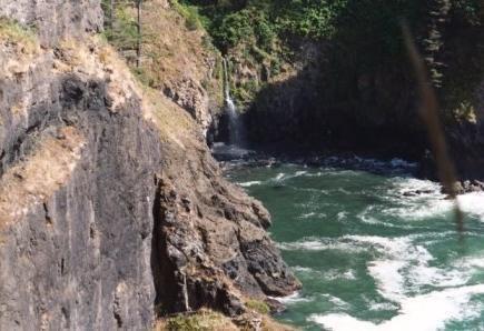 Cascade Head 2 Oregon September 2005