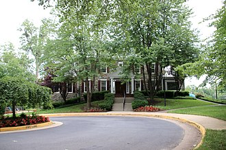 Cascades, Virginia - Image: Cascades Stone House