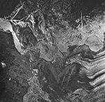 Casement Glaciers, valley glacier terminus and glacial remnants, August 24, 1963 (GLACIERS 5276).jpg