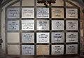 Castello di brolio, san jacopo, int., cripta 02 tombe ricasoli.JPG