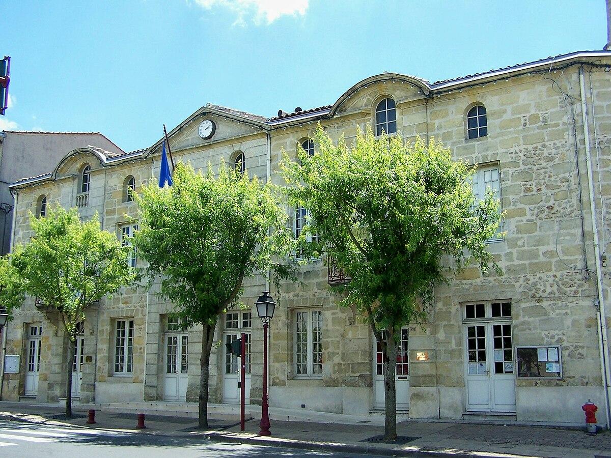 Castres-Gironde — Wikipédia