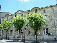 Castres-Gironde Mairie.jpg