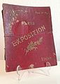 Catalogue Exposition Paris 1900 - Ex Libris Andre Chahil.JPG