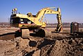 Caterpillar 350L excavator with pincher claw Louisville Kentucky USA March 2001 file a1c018.jpg
