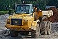 Caterpillar C-Series Articulated Dump Truck Davie Florida JTPI 5203 (44748195300).jpg