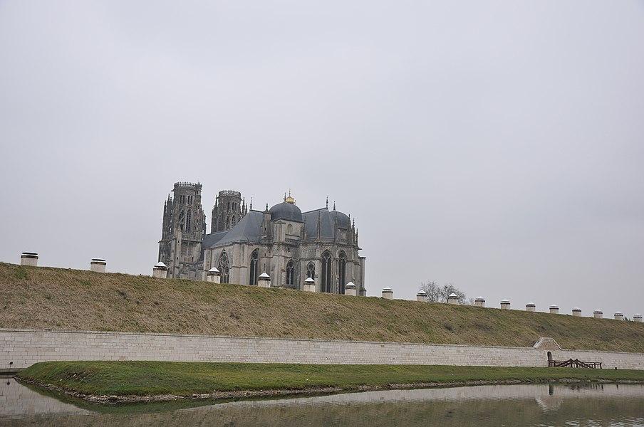 Cathédrale Saint-Étienne de Toul, Toul, Lorraine, France
