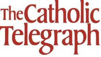 The Catholic Telegraph - Image: Catholic Telegraph logo
