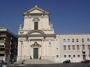 Roman Catholic Diocese of Civitavecchia-Tarquinia - Civitavecchia Cathedral
