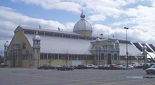 exhibition hall in Ottawa