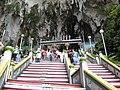 Cave Enterance Batu Temple Malaysia - panoramio.jpg