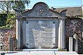 Caveau familial de la famille de le Hoye au cimetière de Nivelles.JPG