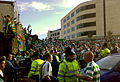 Celtic supporters in Newcastle upon Tyne, 26 July 2007.jpg