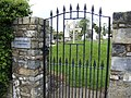 Cemetery gate, Knockcommon - geograph.org.uk - 455582.jpg