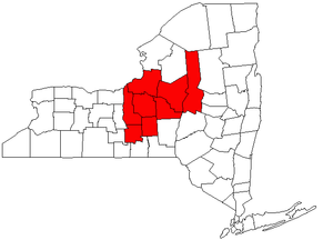 Central New York State