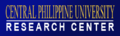 Central Philippine University Research Center Banner.png