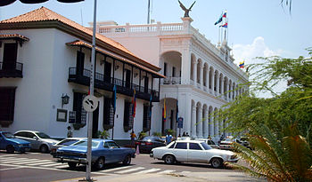 Centro de Maracaibo en Venezuela