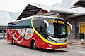CepatCedia coach at Melaka Sentral.jpg