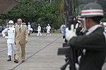 Cerimônia da Imposição da Medalha da Vitória e comemoração do Dia da Vitória, no Monumento Nacional aos Mortos da 2ª Guerra Mundial (26646332160).jpg