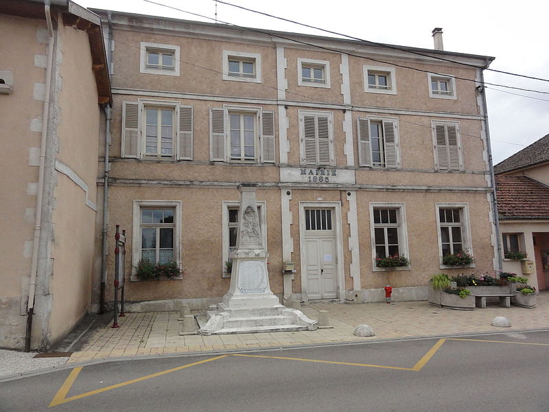 Chalaines (Meuse) mairie