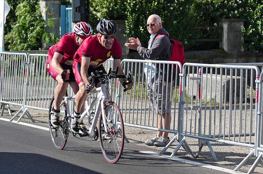 Championnat de France de cyclisme handisport - 20140615 - Contre la montre