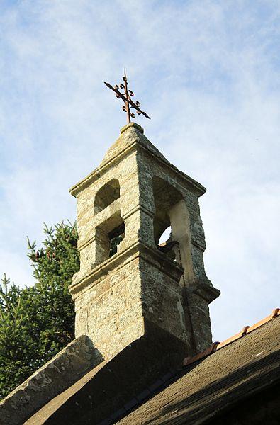 Chapelle Saint-Guénaël (Bubry)