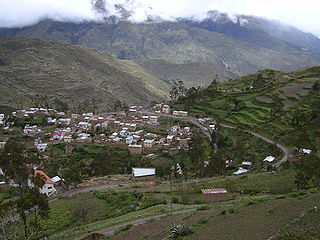 Bautista Saavedra Province Province in La Paz Department, Bolivia