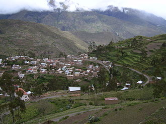 Bautista Saavedra Province - Charazani