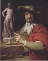 Charles Le Brun - Portrait of the Sculptor Nicolas Le Brun.jpg