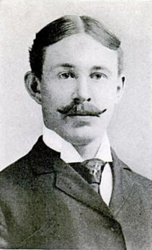 Charles O. Jenkins - Jenkins pictured in Quarter-century Record, Class of 1894 Yale College
