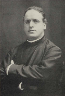 Charles W. Lyons American Jesuit priest and academic administrator